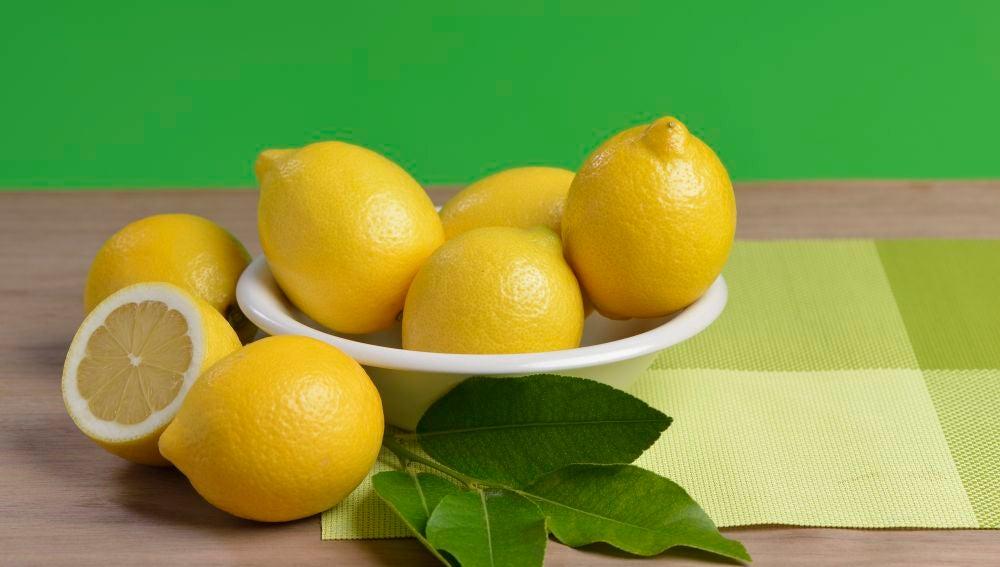 El limón europeo, natural y fresco durante los 365 días del año