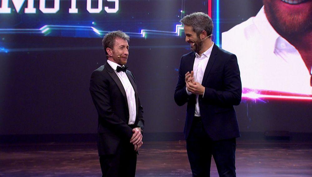 Ocho concursantes y Pablo Motos como invitado de excepción en 'El Desafío', estreno el viernes en Antena 3