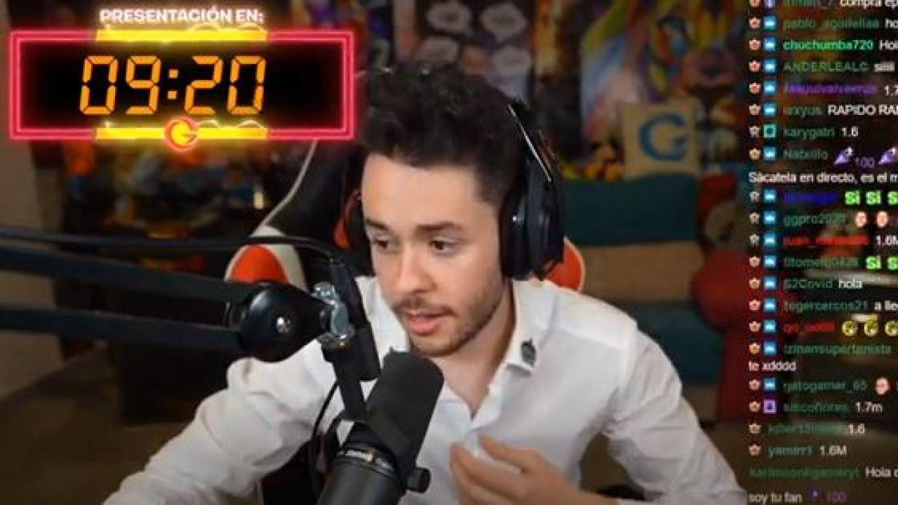 El 'streamer' TheGrefg rompe el récord de audiencia en ...