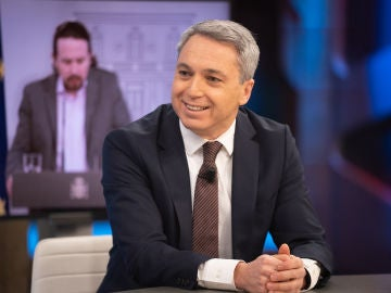"""La respuesta de Vicente Vallés a Pablo Iglesias: """"Hay muchos problemas para preocuparse como para hablar de periodistas"""""""