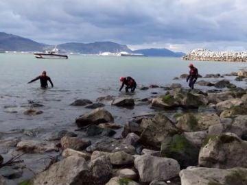 Encuentran restos humanos en una playa de Vizcaya