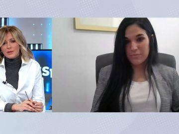 Entrevista a Noelia Olmos, experta laborista