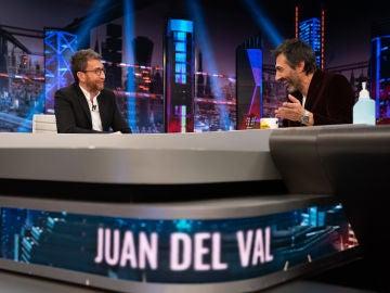¿Ser escritor de prestigio y salir en televisión? Juan del Val se posiciona ante las posibles críticas