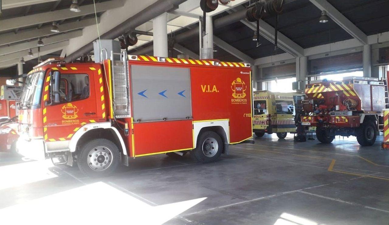 El servicio municipal de bomberos de Badajoz tiene esta semana a un tercio de su plantilla confinada en casa.