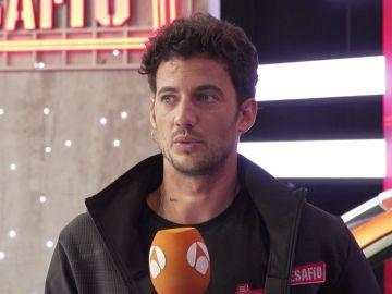 """Jorge Brazález: """"Es un honor tener a los compañeros que tengo en 'El Desafío'"""""""