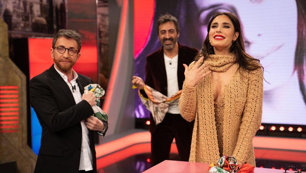 """¡Indefendible! Pilar Rubio sorprende con """"el look más inútil de la historia"""""""