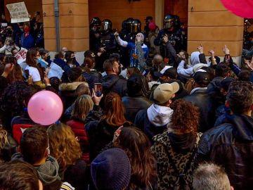 Protestar de diferentes sectores en Baleares ante las nuevas restricciones por el coronavirus