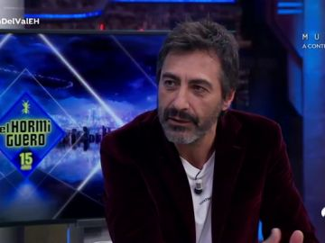 """Juan del Val se sincera sobre su duro pasado: """"He vivido con una bola en el estómago que no se iba"""""""