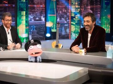 """Juan del Val desata la polémica en 'El Hormiguero 3.0' con sus elecciones: """"Me vais a meter en seis o siete líos"""""""