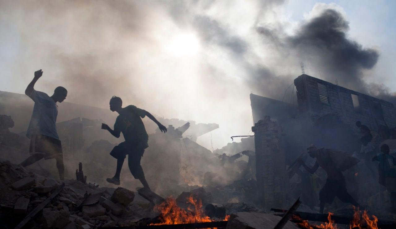 Efemérides de hoy 12 de enero de 2021: Terremoto de Haití