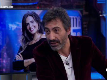 """""""¿Que sería de tu vida sin Nuria Roca?"""", Juan del Val habla de cómo afronta ser """"el segundón"""""""