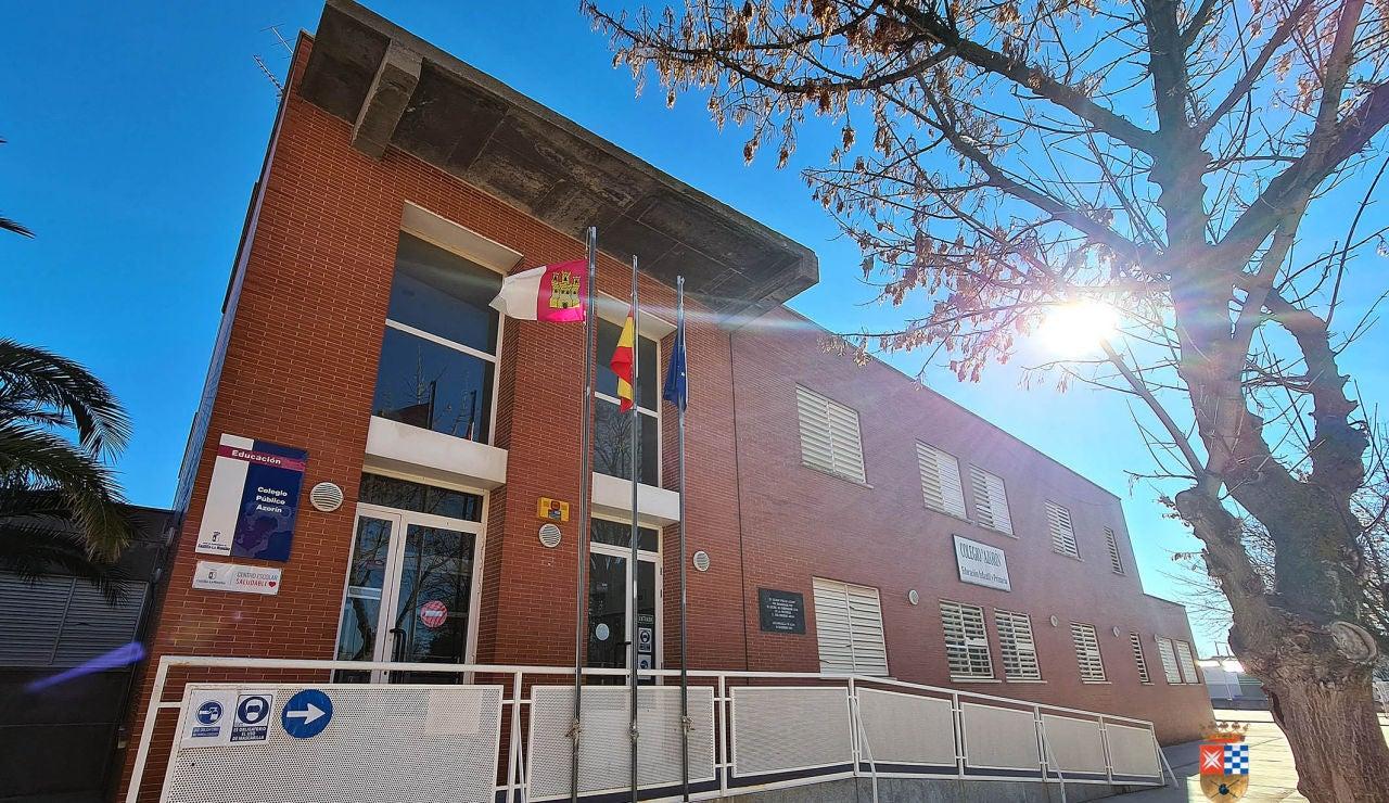 Mejoras en los colegios públicos de Argamasilla durante las vacaciones