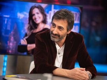 """Juan del Val recuerda cómo fue la primera vez que vio a Nuria Roca: """"Un ser de luz, la persona más guapa que he visto en mi vida"""""""