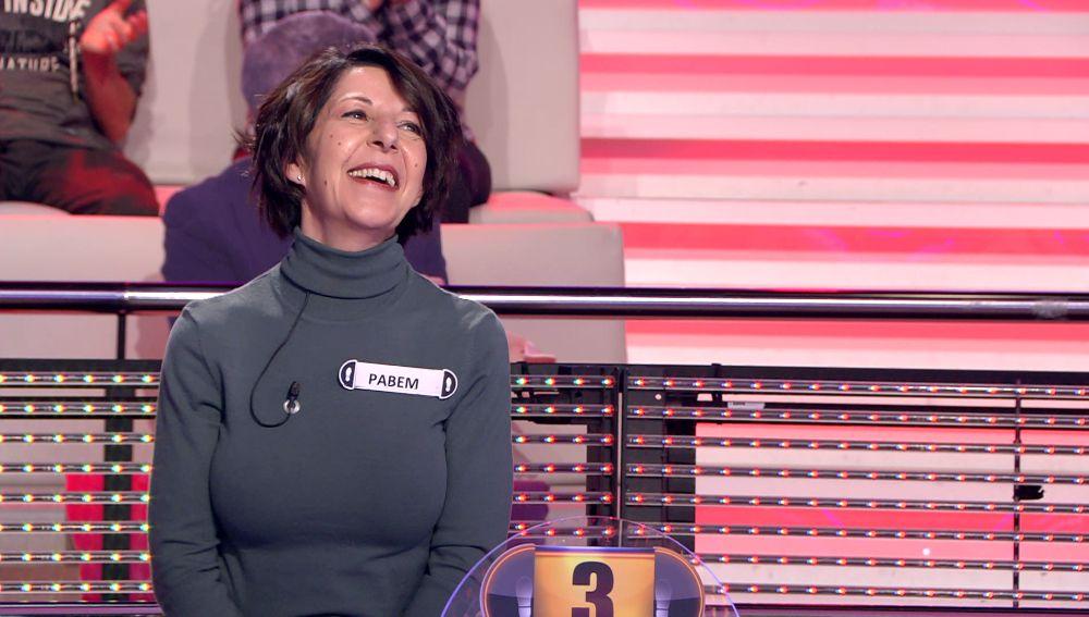 El precioso homenaje de una concursante de '¡Ahora caigo!' a su madre fallecida
