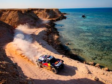 Al Rajhi gana la décima etapa del Dakar 2021