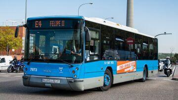 La EMT de Madrid reanuda el servicio en 6 líneas tras Filomena