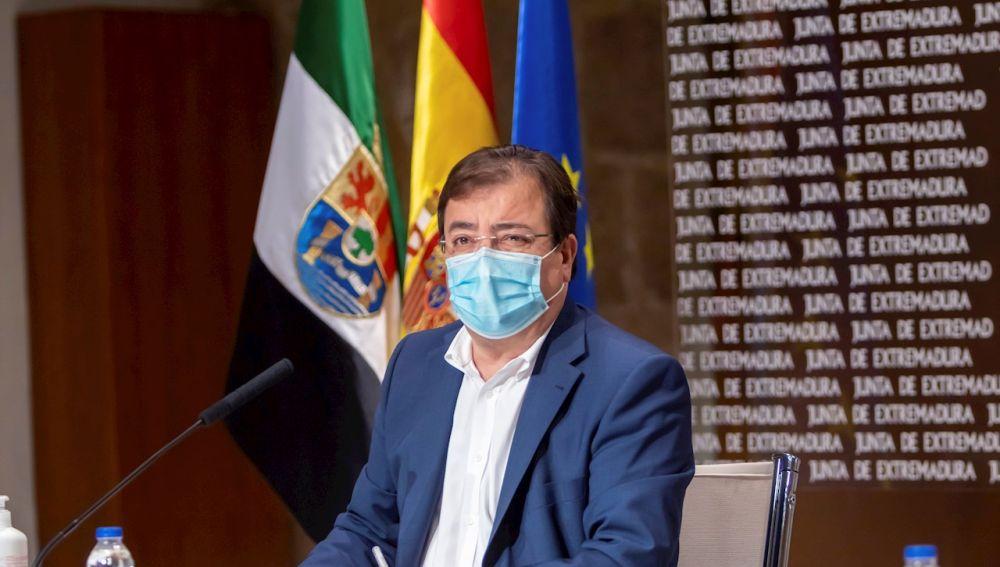 Nuevas medidas en Extremadura