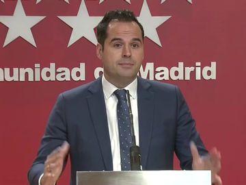 """Ignacio Aguado: """"Respaldaremos a los municipios que soliciten la declaración de zona catastrófica"""""""
