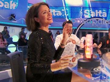 Silvia Jato y Jaime Cantizano, invitados estrella del especial 20 aniversario de 'Pasapalabra'