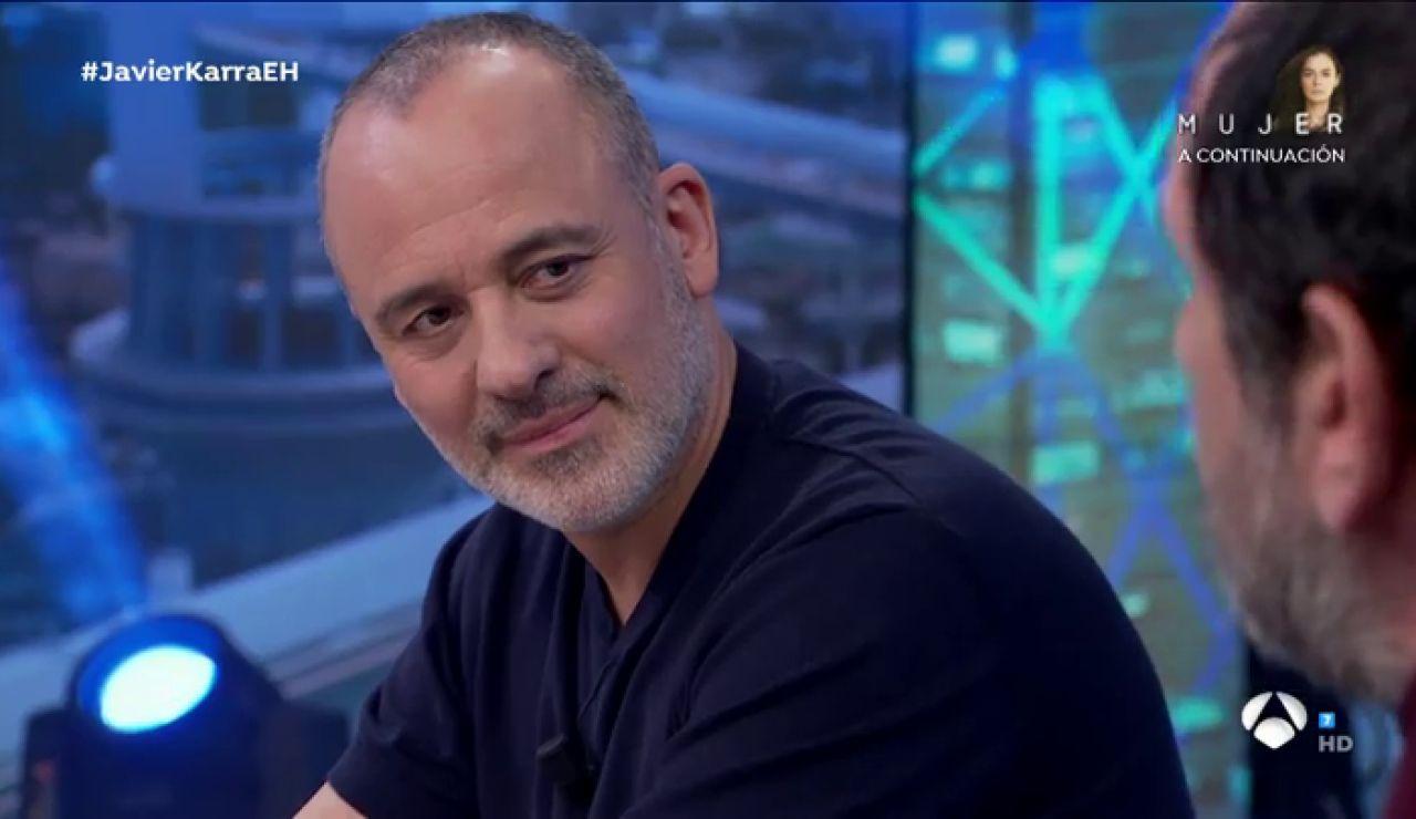 """Las sinceras palabras de Karra Elejalde hacia Javier Gutiérrez: """"Cuando trabajas con un actor grande, tu trabajo sale mejor"""""""