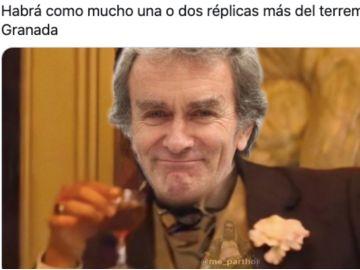 Los mejores memes de los terremotos de Granada