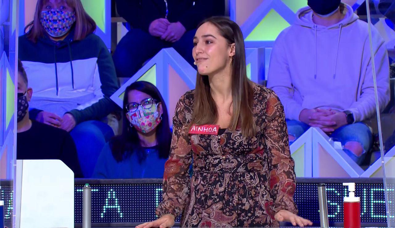 Los impresionantes ladridos de una concursante de 'La ruleta de la suerte'