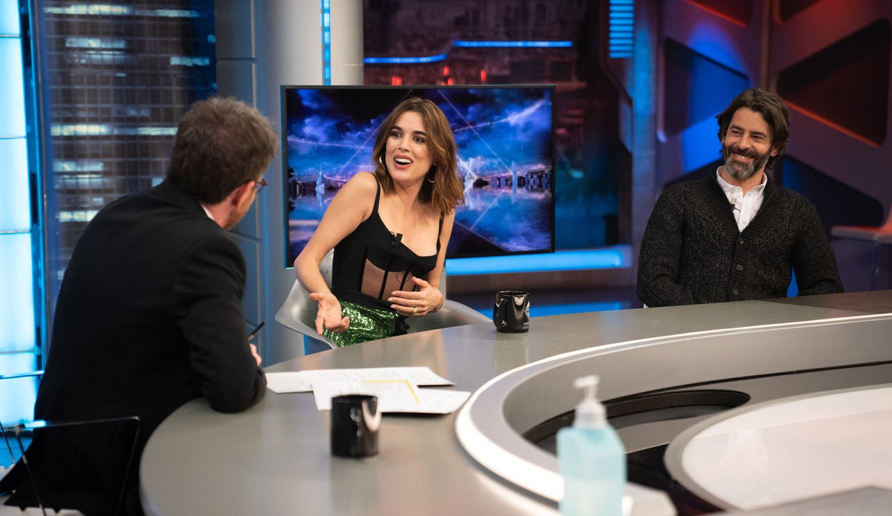 """Los electrodomésticos, la peculiar pasión de Adriana Ugarte: """"Me creo MacGyver y soy una pringada"""""""