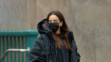 Rosalía por las calles de Nueva York