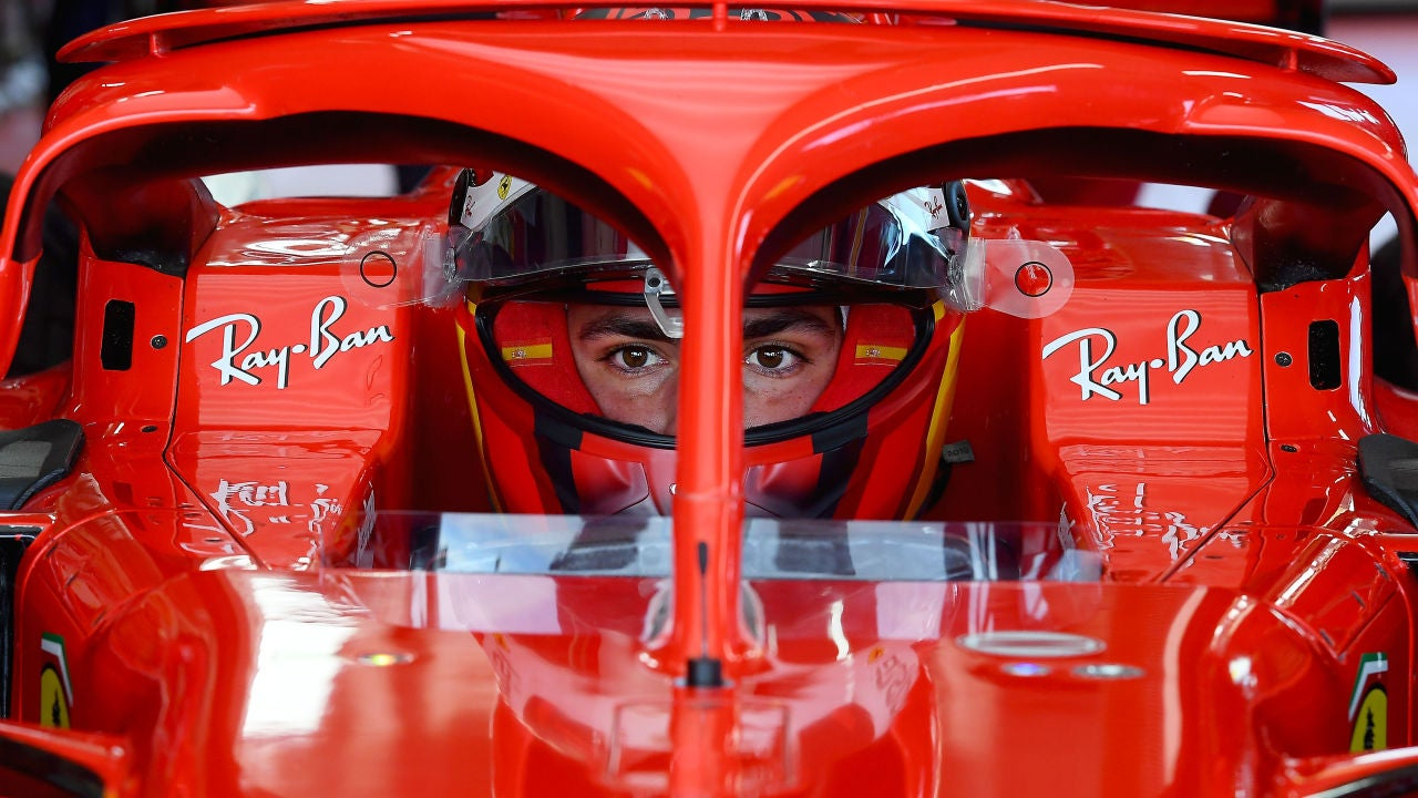 """Carlos Sainz: """"En 5 años quiero haber sido campeón del mundo con Ferrari"""""""