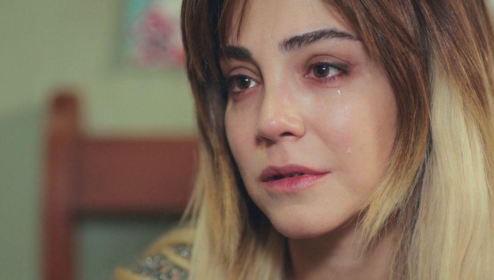 El durísimo pasado de Ceyda: una historia de amor que acabó en tragedia
