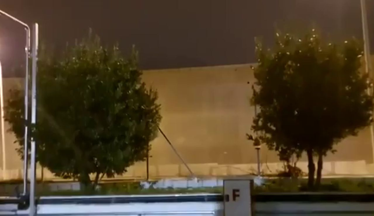 Las imágenes más impactantes de la noche de terremotos en Granada