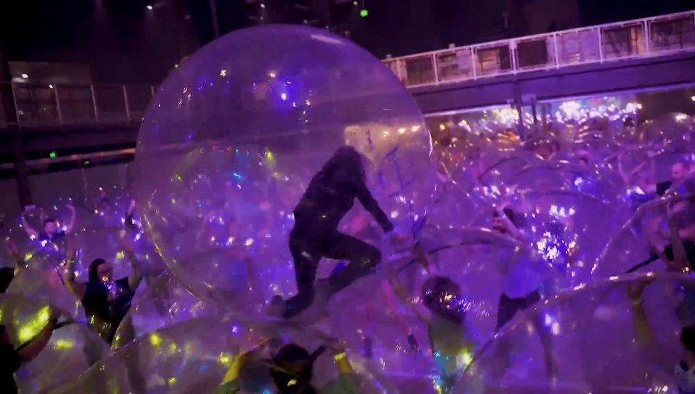 Conciertos burbuja