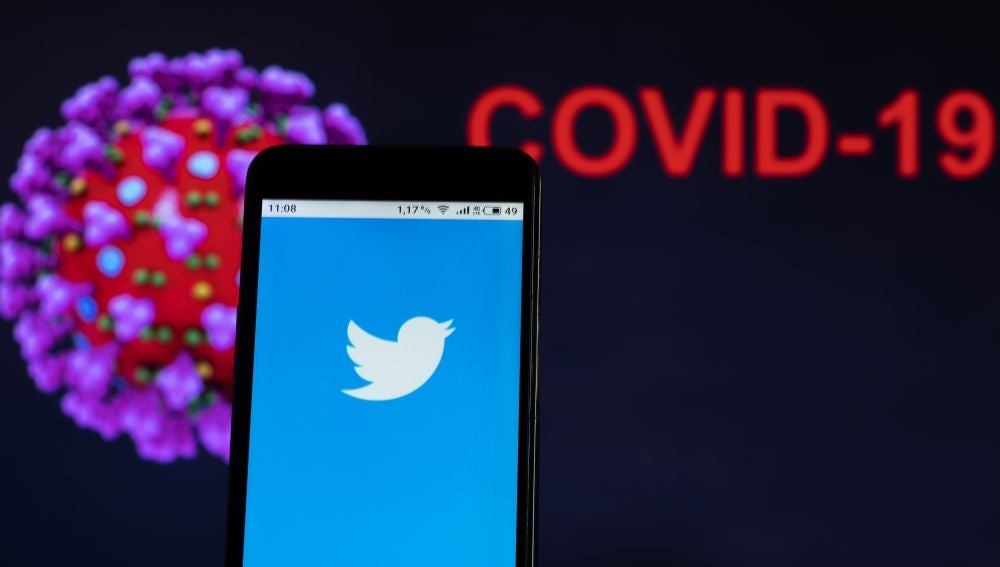 Asi viajaba por Twitter el rastro de la covid 19 antes de que estallara la pandemia