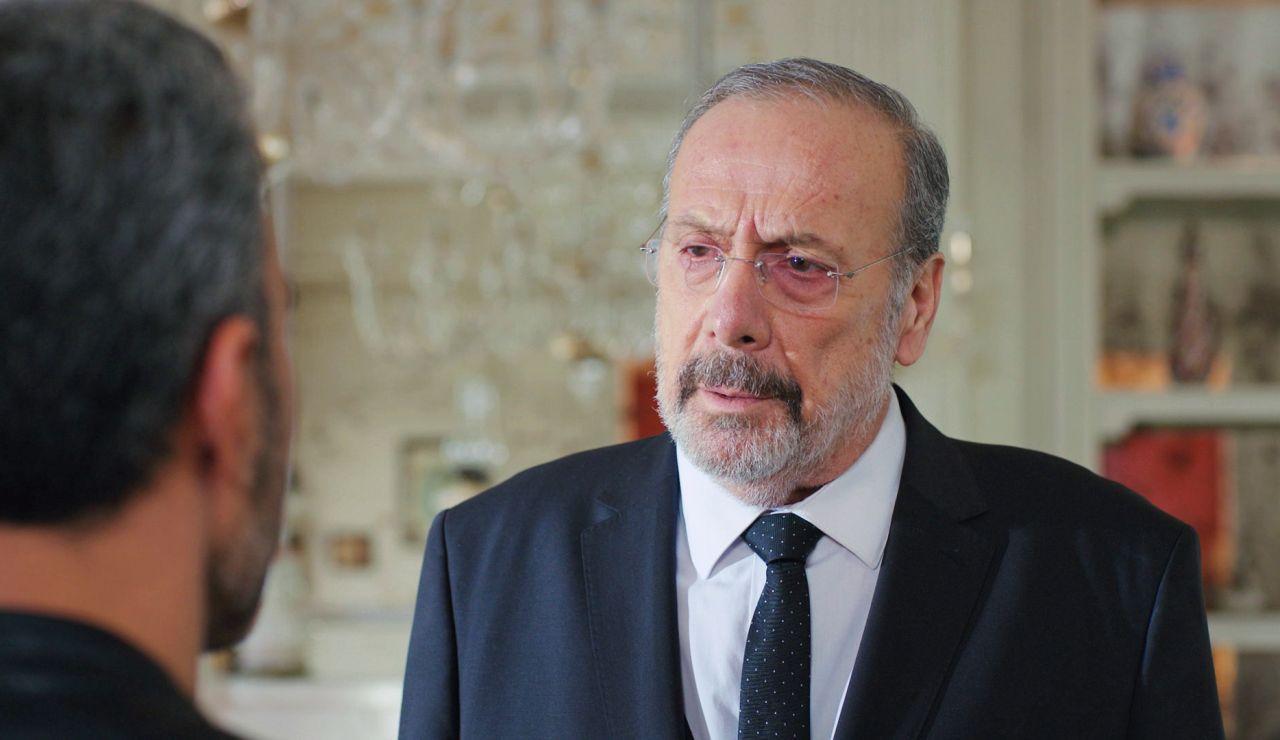 La cruel decisión de Suat: dejar que Nezir secuestre a Bahar y a sus hijos... y que mate a Sarp