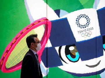 Yoshihide Suga señala que la decisión final sobre los Juegos Olímpicos de Tokio no corresponde solo a Japón