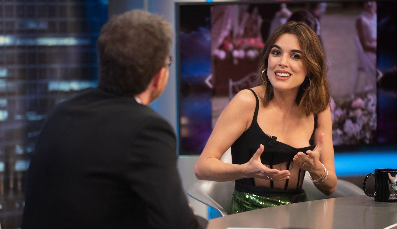 El bochornoso momento que Adriana Ugarte vivió comiendo un edamame... ¡chupado por otra persona!