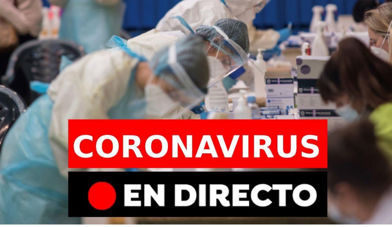 Coronavirus España hoy: última hora de este miércoles 27 de enero