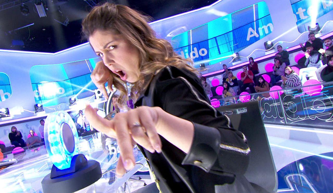 Cristina Ramos firma una victoria con una dedicatoria especial para Mario Vaquerizo