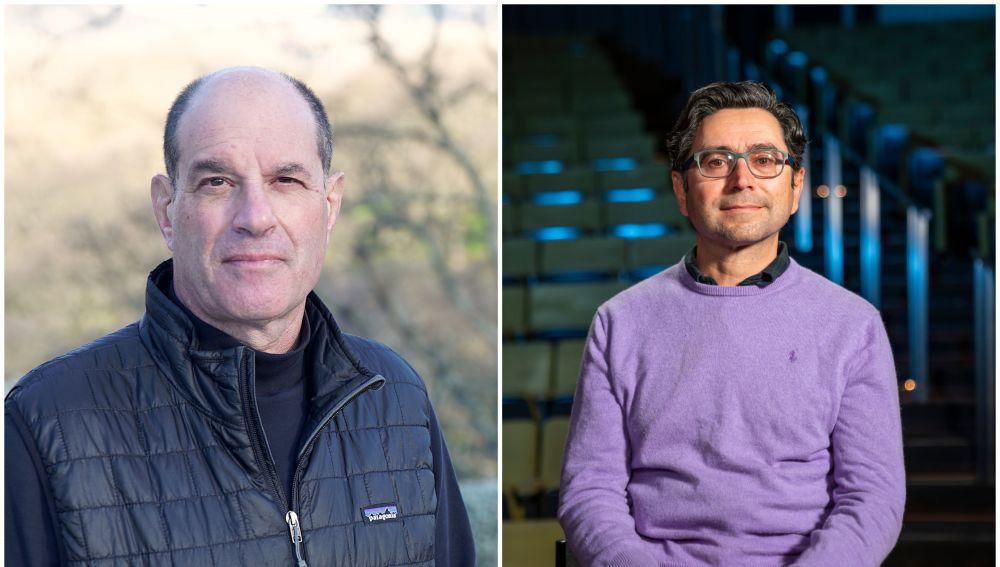 David Julius y Ardem Patapoutian, científicos
