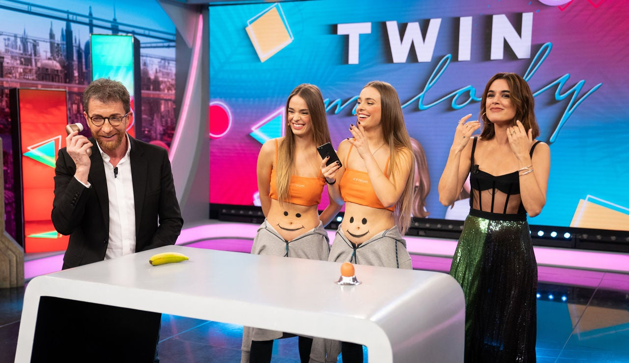 ¿Un juguete sexual? Las Twin Melody sorprenden con los filtros animados de TikTok
