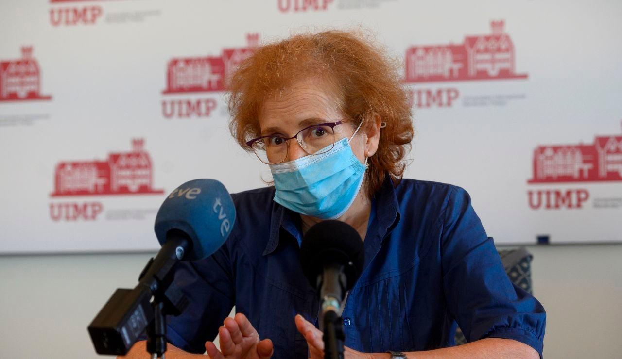 Margarita del Val, viróloga