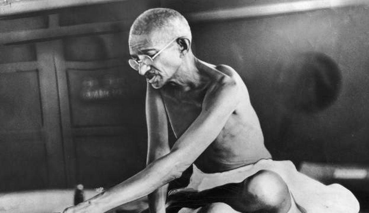 Efemérides de hoy 30 de enero: Mahatma Gandhi