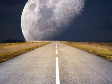 Fase de las luna: Luna llena, luna nueva, cuarto menguante, cuarto creciente