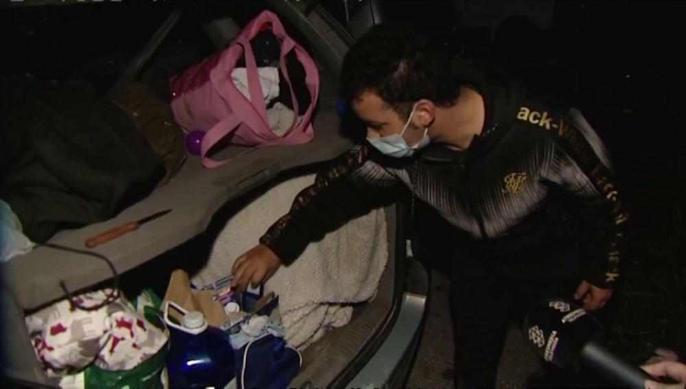 Terremotos Granada: Muchas familias vuelven a echarse a las calles por miedo a nuevos seísmos