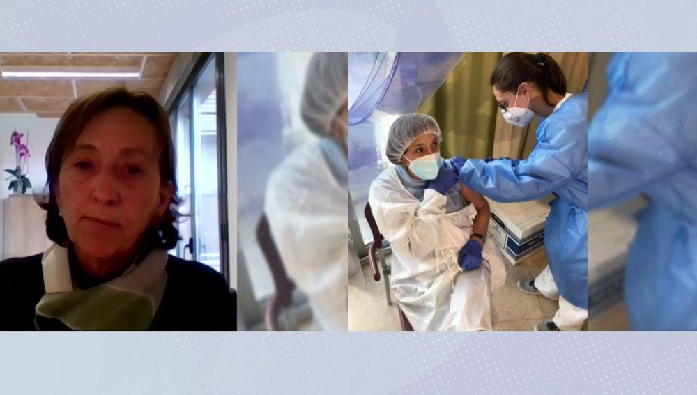 """La tensa entrevista de Susanna Griso a la alcaldesa de Tossa de Mar: """"Un aplauso para usted que la he convencido"""""""