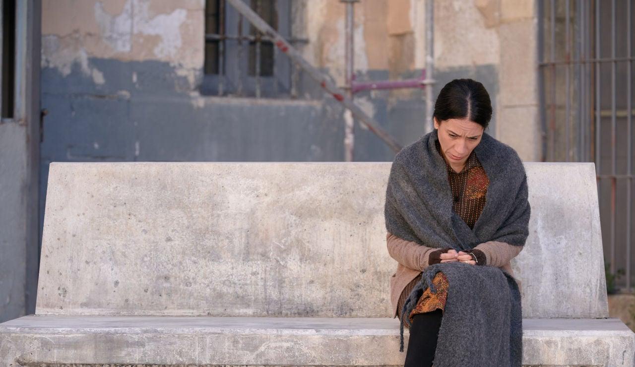 Manolita Sanabria, en prisión