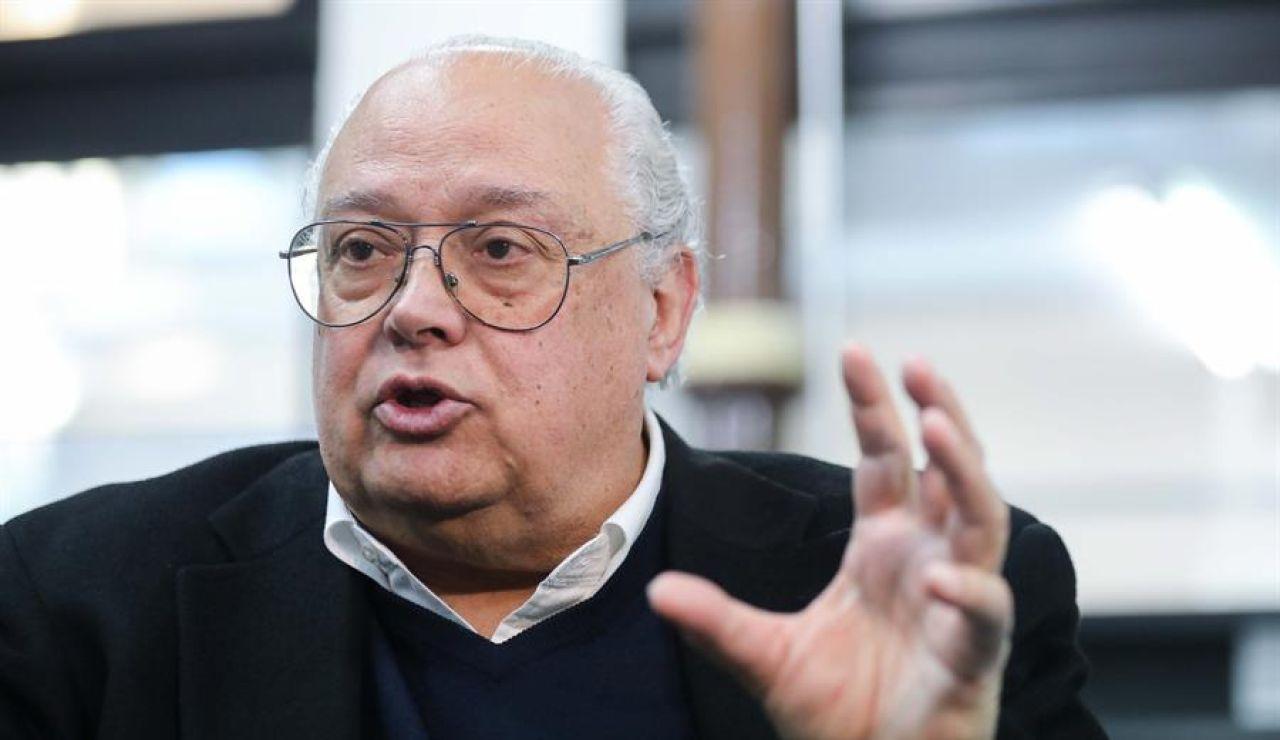 El presidente de la Federación Mundial de Medicina Tropical, Santiago Mas-Coma