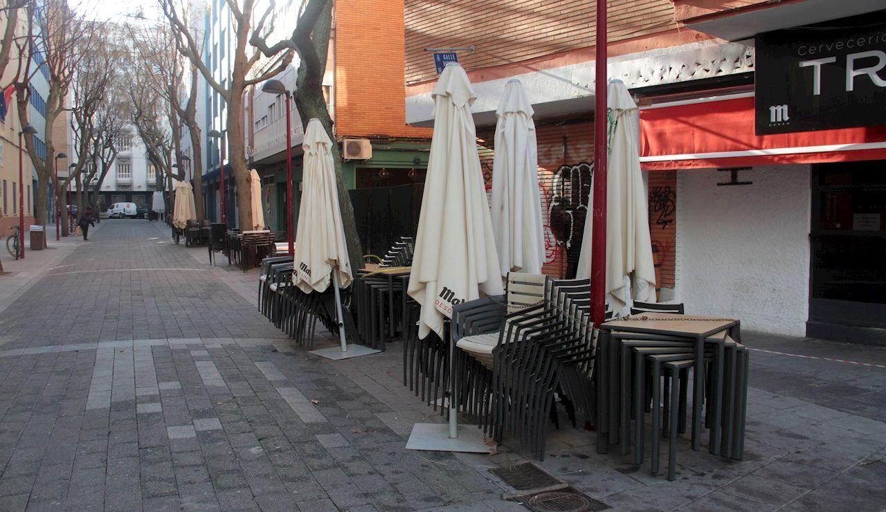 Bares y restaurantes empiezan a presentar sus reclamaciones