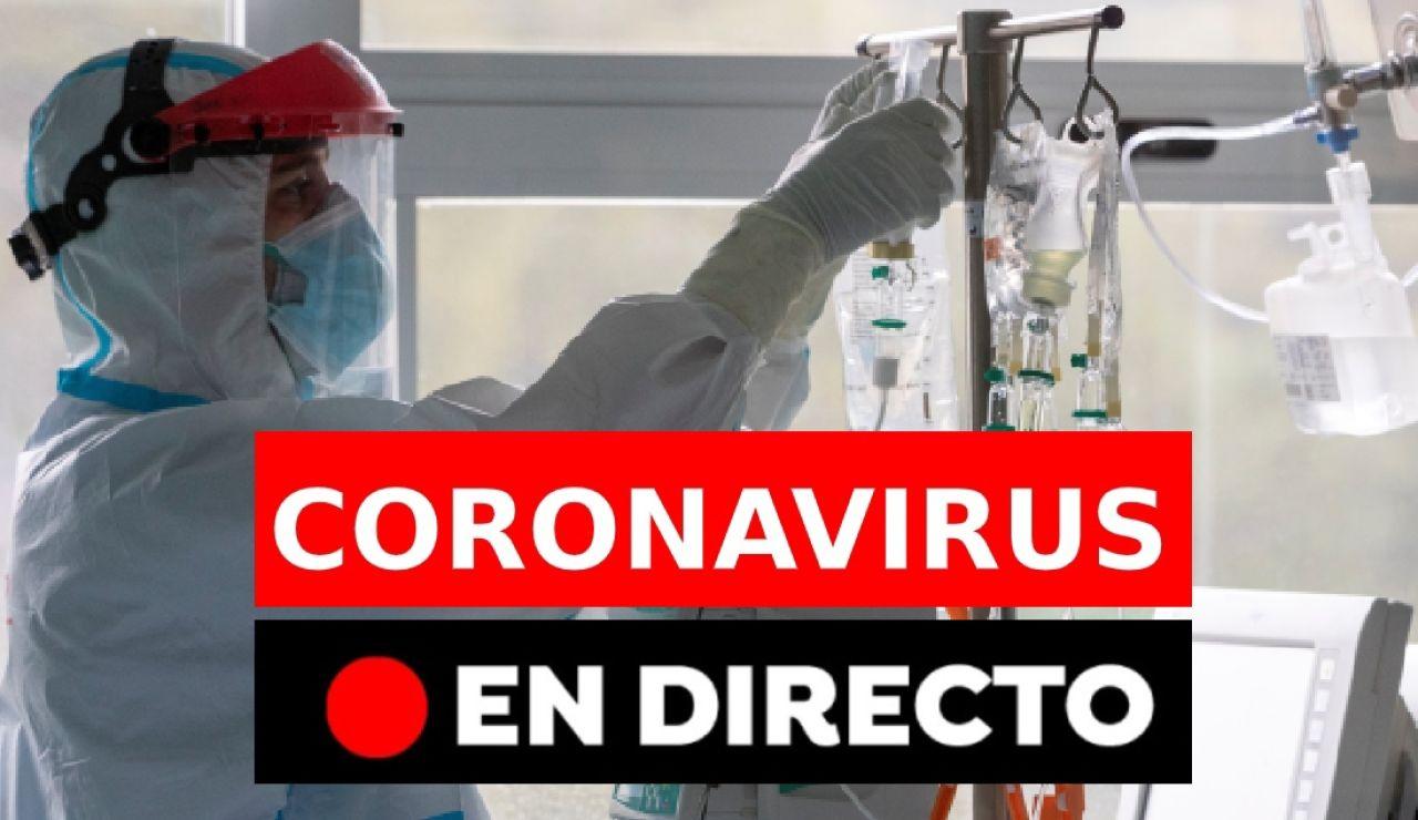 Coronavirus en España hoy: Restricciones en Madrid, Galicia, Castilla-La Mancha, Cataluña y últimas noticias hoy