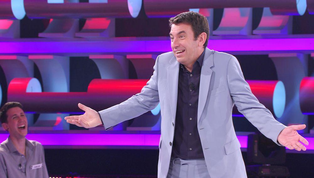 ¿De qué tiene cara Pepe? Las hilarantes bromas de Arturo Valls con aficiones que le pegan